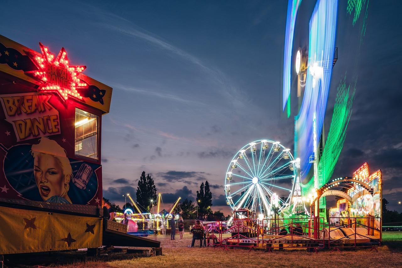 Lunapark du Grau du Roi
