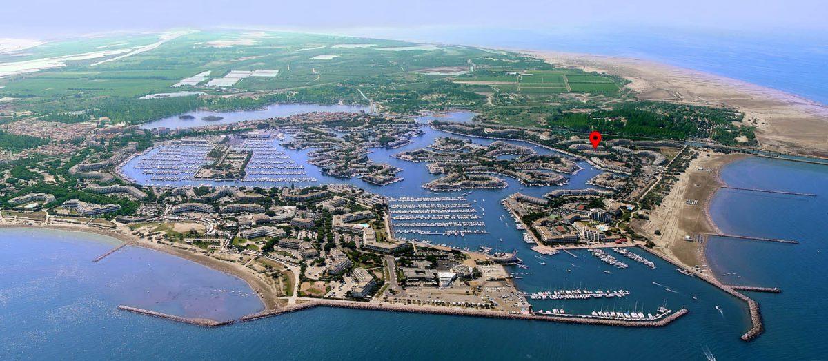 port-camargue-vue-aerienne