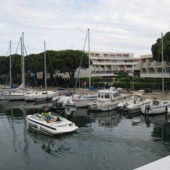 Location studio Port Camargue