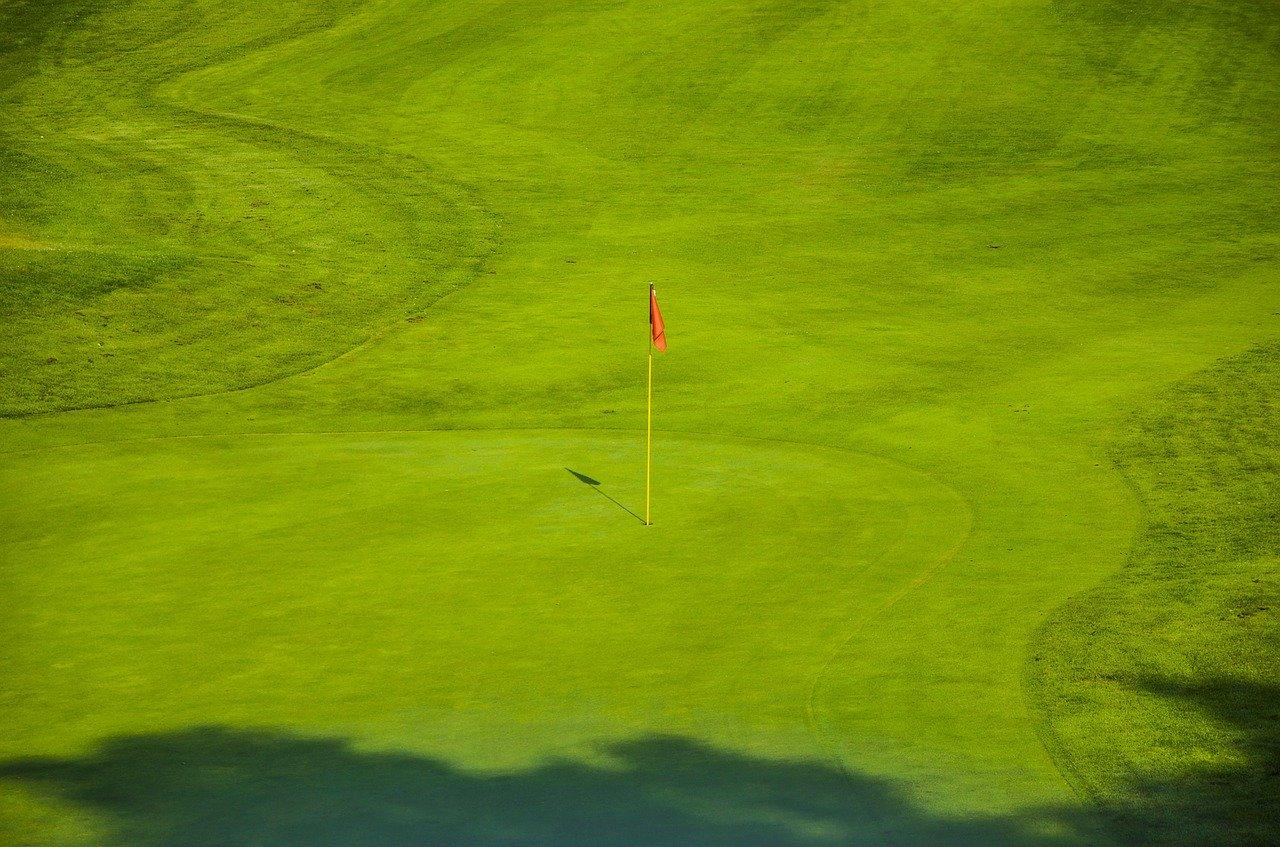 terrain de golf grande motte